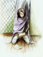Severus Snape by TheLoveSong