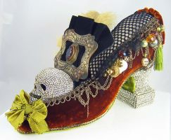 Shoe sculpture by bchurch