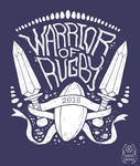 Warrior of Rugby by ShesscaMayWiver