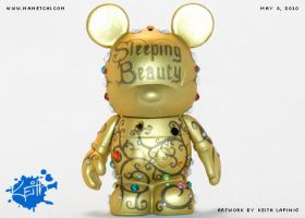 Vinylmation - Aurora by Mametchi