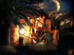 The martyrdom of the saint Fatimah Alzahra. by musi1