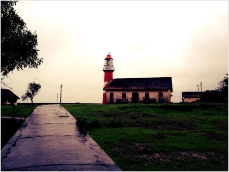 Lighthouse by khemant0411
