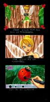 Tinkerbell DS Game Storyboard by Tamao