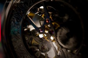 Time That Shines III by jenny-mihalcoe