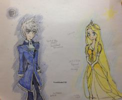 Moon and Sun suits (Jackunzel) by FrostSentry150