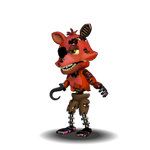 Withered foxy Accurate by YinyangGio1987