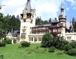 Peles Castle by beth16