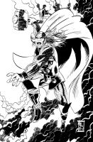 Thor by kre8uk