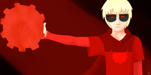 God Tier Dave Strider by narupikalover