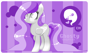 Ghosty Paradock (PONYSONA) by NurseGhosty