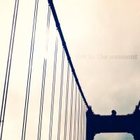 Live in the Moment by solefield