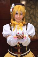 Mami Tomoe I by EnchantedCupcake