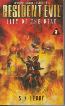 Resident evil city of the dead by clunker429
