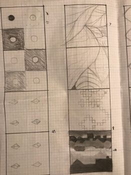 Sketchy Pattern ideas 1 by MyHeartisanOpenBook