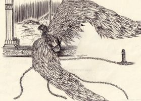 Captive Angel by 0lethe0