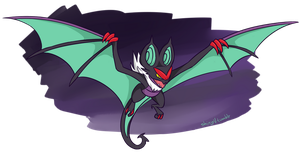 i love noivern by ShinyVulpix