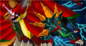 iScribble_CyBeast Power by SonicXEmerald
