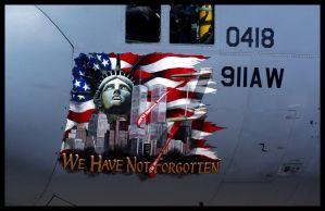 We Have Not Forgotten by sandwedge