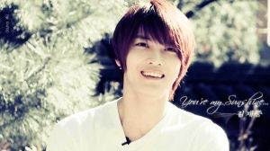 Jaejoong - You're my Sunshine by KNPRO