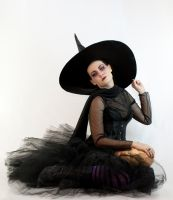witch 7 by magikstock