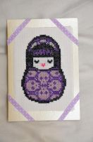 Momji by VickitoriaEmbroidery