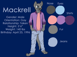 2014 Mackrell Ref by CursedFire