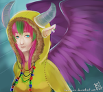 Bright Wings by Kepidemic