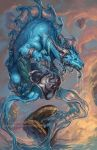 2014 Zodiac Dragons - Aquarius by The-SixthLeafClover