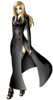 Commission: Trench Coat by naoyi