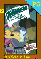 (2) Daring Do and the Tenochtitlan Prophecy by AlmanacPony