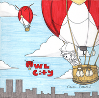 Owl city CD by Producer1