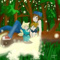 foxboy, val, Kendal by Watolf