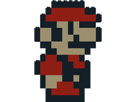 SMB3 Small Mario by Laro44