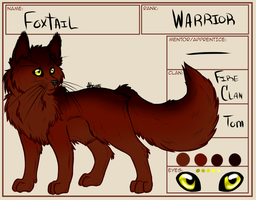 Foxtail-TWG application by AtomeHanyou
