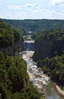 Letchworth State Park II by xDx