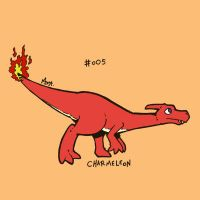 005 Charmeleon by toadcroaker