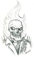 Ghost Rider by Forty-Nine