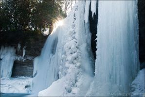 Winter Falls by Sarah--Lynne