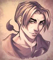 Jim Hawkins - Treasure Planet by SirWendigo
