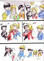 FMA: jealousy is painful by Demiasghost