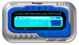 my mp3 player by rangga19