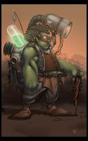 Mudge by Skottie Young by TheNass