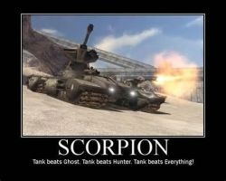 Basic desrciption of the tank. by Pokefan117