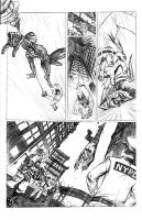 Spidey pg6 by bolognafingers