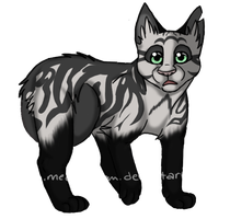 Ferretwhisker transparent by meeshmoose