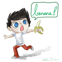 The Banana by katribou