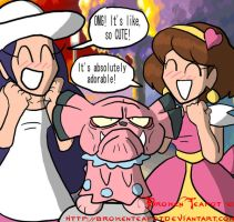 All the ladies love Snubbull by BrokenTeapot