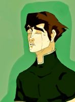 Sorry Bolin by Rin171