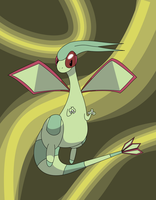 330: Flygon by RXX45-Youtube