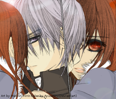 The eyes are the mirror of the soul by Ayuukimi